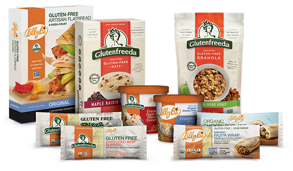 Glutenfreeda Products