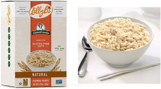 Natural Instant Oatmeal